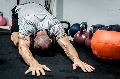 crossfit, stretching, static stretching,
